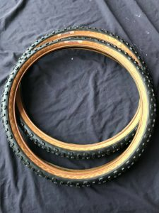 HUTCH BMX mud plugger tires