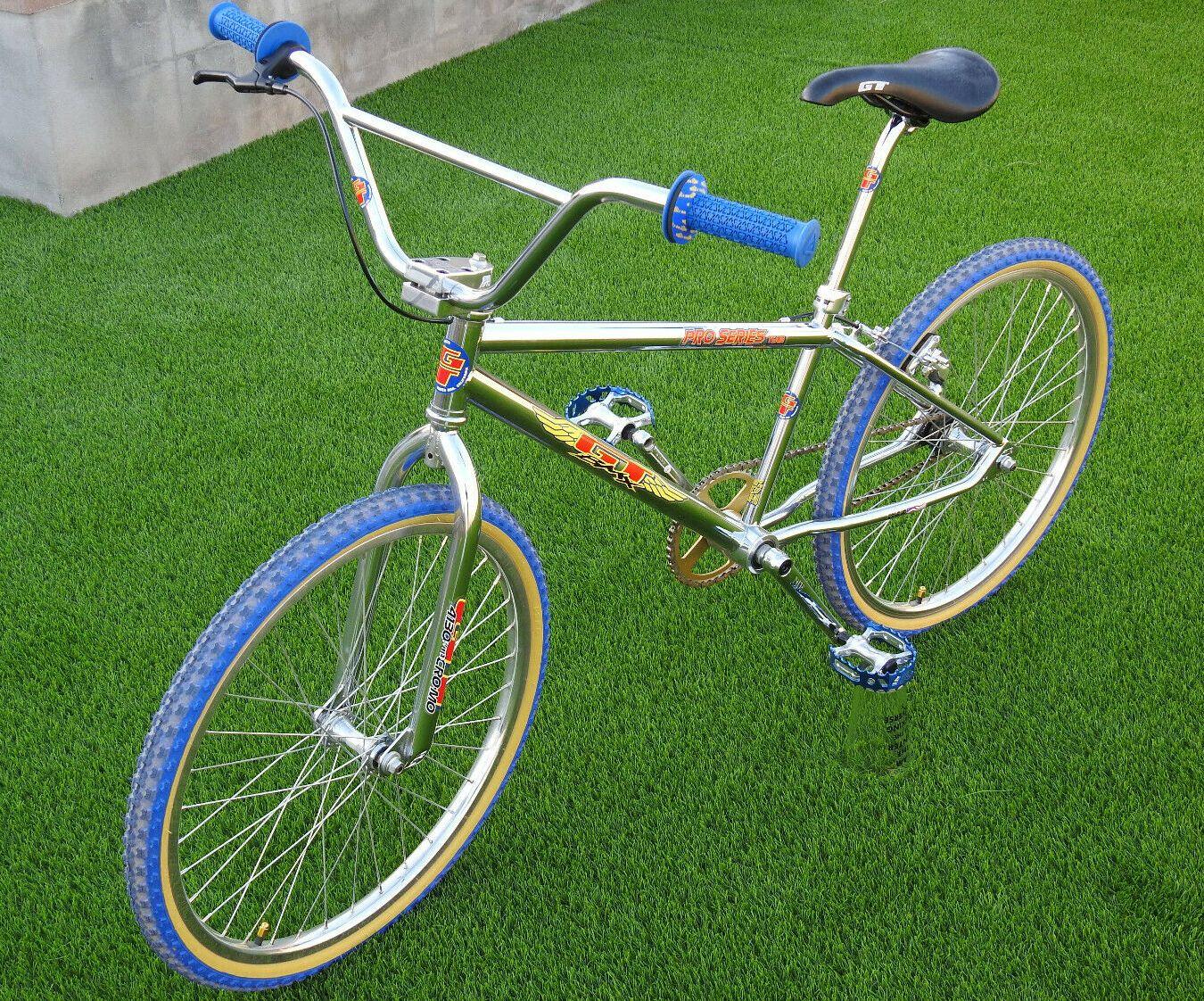 """gt pro series bmx cruiser 24"""" race bike"""