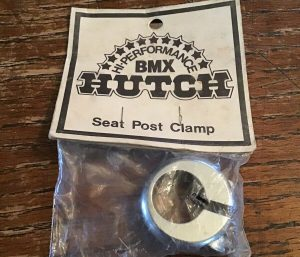 Hutch Seat Post Clamp SPC - OLD SCHOOL bmx pART