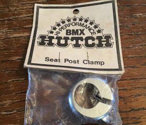 Hutch Seat Post Clamp SPC - OLD SCHOOL bmx pART