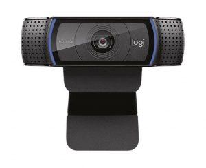 Logitech HD Pro Webcam 1080P Web Camera Widescreen Video Calling Recording