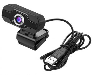 Notebook 1080P Web Cam HD Camera Webcam with Mic Microphone for Computer Laptop