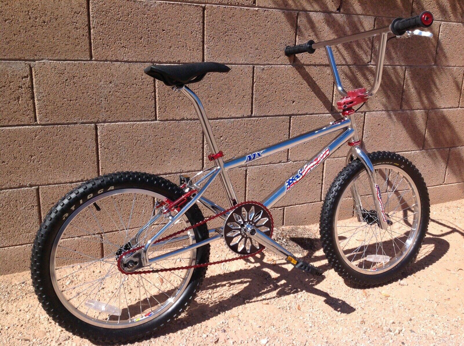 vintage Robinson BMX Bike