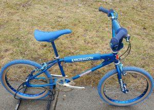 Robinson VINTAGE BMX Bike very rare