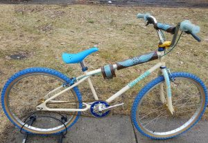 SE Racing OM Flyer vintage BMX bike