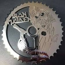 iron maiden bmx sprocket