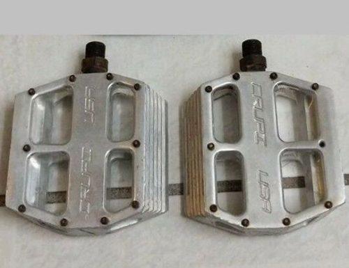 Crupi Platform Pedals vintage BMX